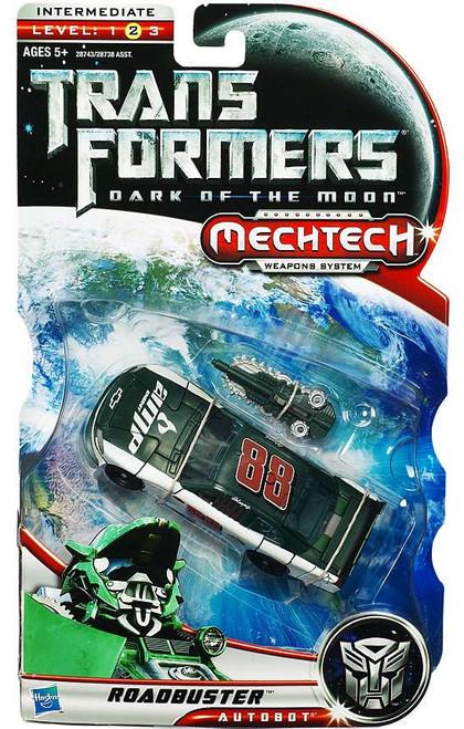 Transformers Dark of the Moon Mechtech Roadbuster Deluxe Action Figure