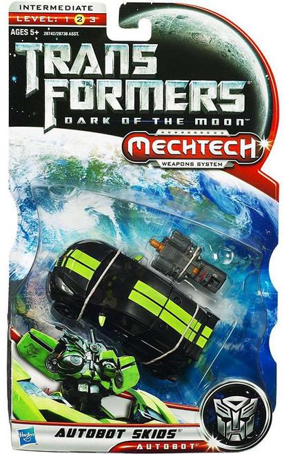 Transformers Dark of the Moon Mechtech Autobot Skids Deluxe Action Figure