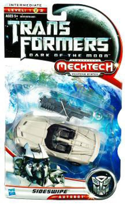 Transformers Dark of the Moon Mechtech Sideswipe Deluxe Action Figure