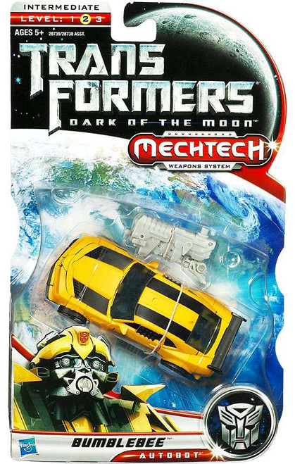 Transformers Dark of the Moon Mechtech Bumblebee Deluxe Action Figure