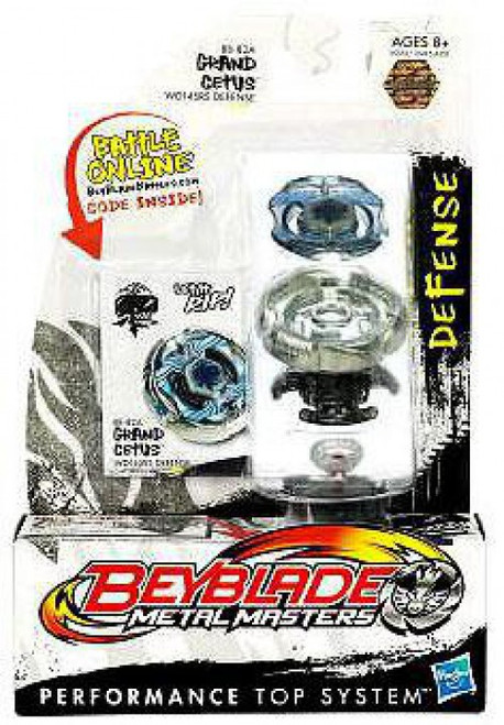 Beyblade Metal Masters Grand Cetus Single Pack BB-82A
