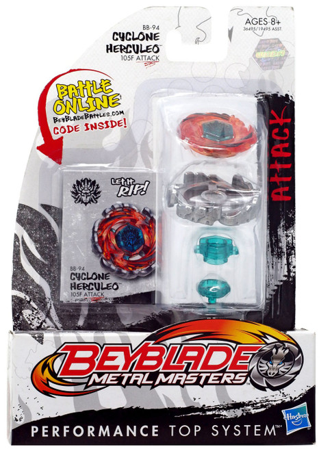 Beyblade Metal Masters Cyclone Herculeo BB-94