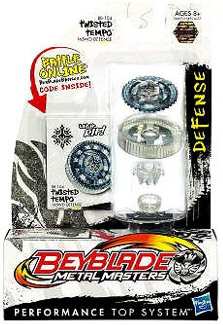 Beyblade Metal Masters Twisted Tempo Single Pack BB104