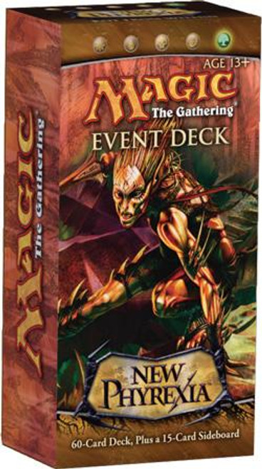 MtG New Phyrexia Rot from Within Event Deck [Sealed Deck]