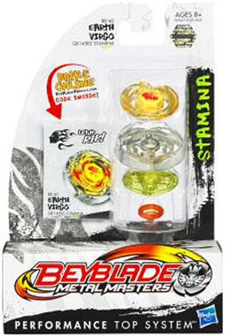 Beyblade Metal Masters Earth Virgo BB-60