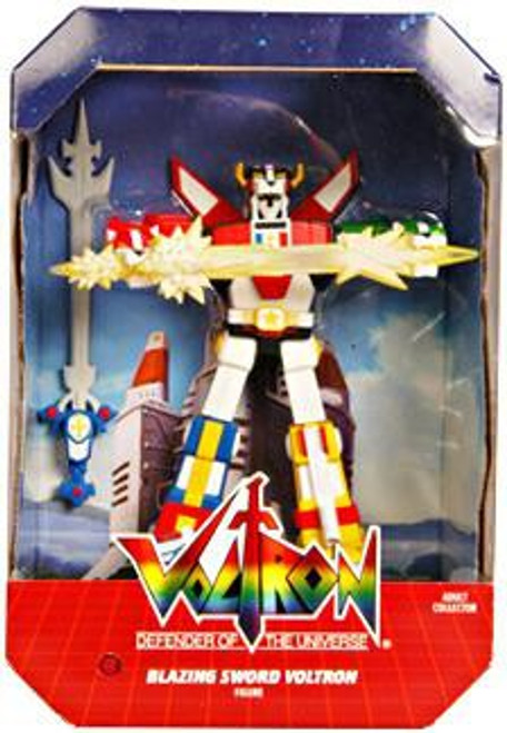 Defender of the Universe Voltron Exclusive Action Figure [Blazing Sword]
