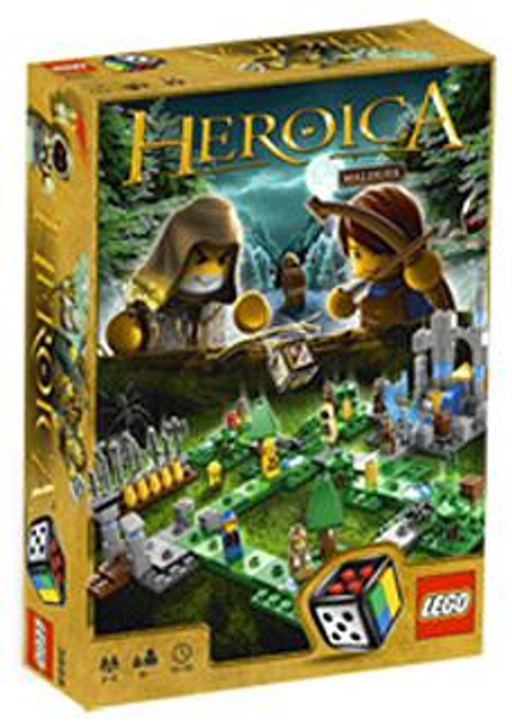 LEGO Heroica Waldurk Forest Set #3858