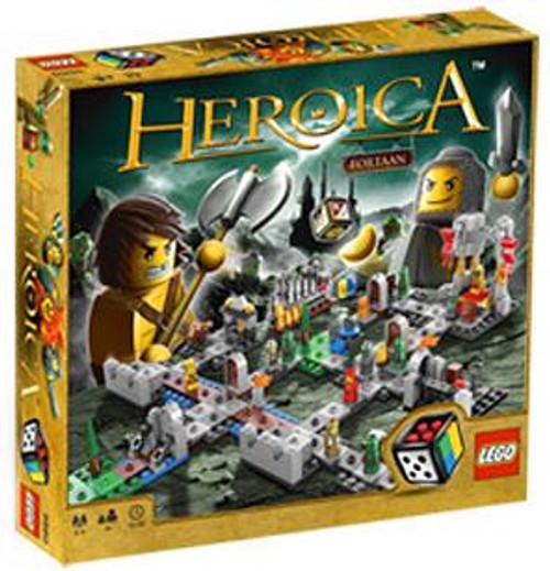 LEGO Heroica Castle Fortaan Set #3860