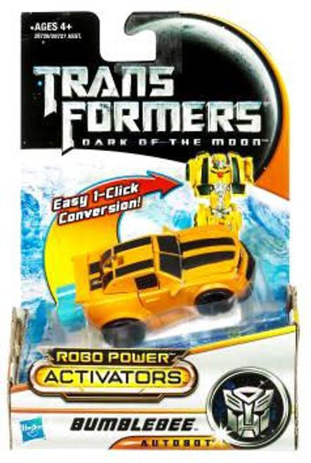 Transformers Dark of the Moon Robo Power Activators Bumblebee Action Figure