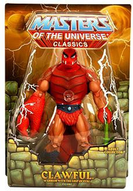 Masters of the Universe Classics Club Eternia Clawful Exclusive Action Figure