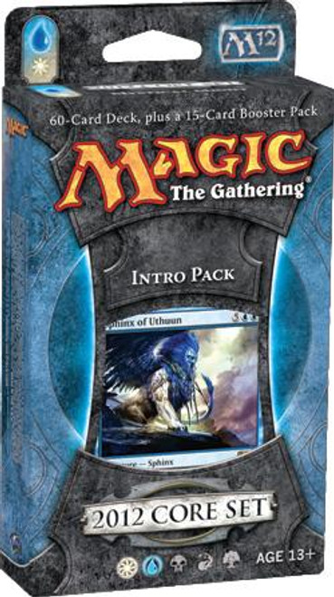 MtG Magic 2012 Mystical Might Intro Pack
