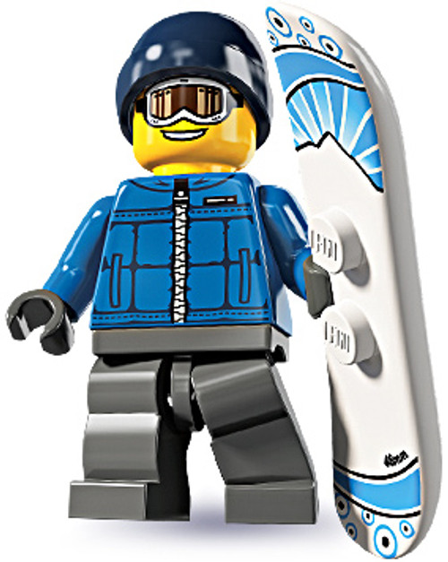 LEGO Minifigures Series 5 Snowboarder Guy Minifigure [Loose]