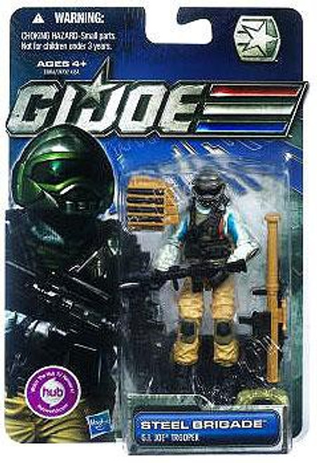 GI Joe 30th Anniversary Steel Brigade Action Figure