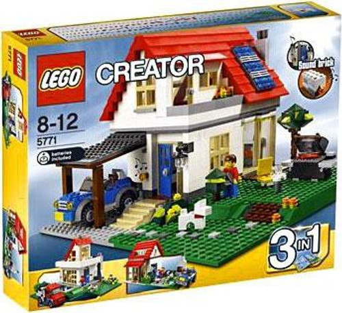 LEGO Creator Hillside House Set #5771