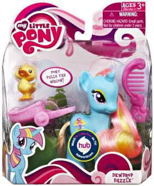 My Little Pony Basic Figures Dewdrop Dazzle Figure [With Animal Friend]