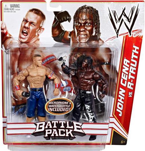 WWE Wrestling Series 13 John Cena vs. R-Truth Action Figure 2-Pack