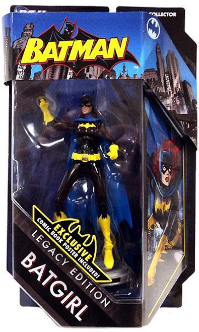 Batman Legacy Edition Series 2 Batgirl Action Figure [Silver Age]