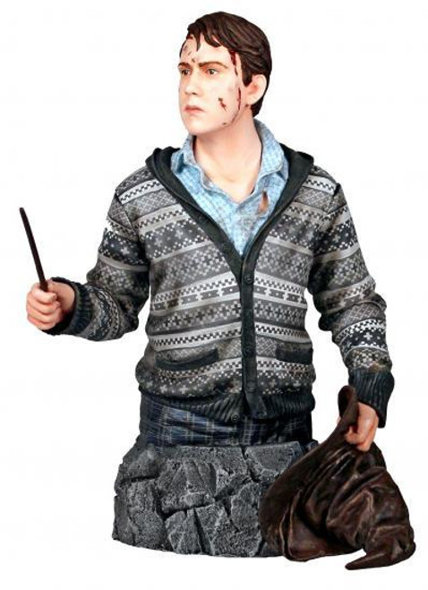 Harry Potter The Deathly Hallows Neville Longbottom Exclusive Mini Bust