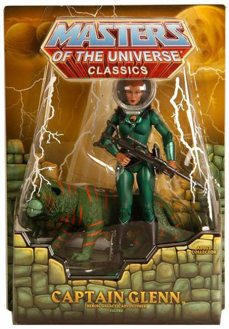 Masters of the Universe Classics Captain Glenn Exclusive Action Figure