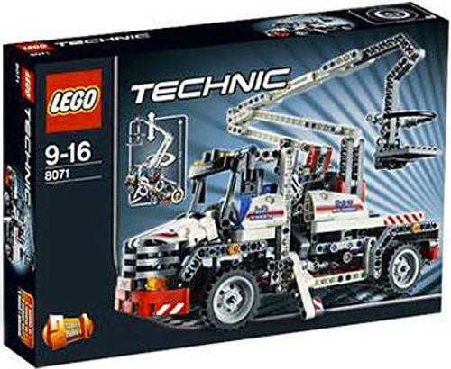 LEGO Technic Bucket Truck Set #8071