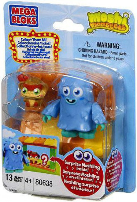 Mega Bloks Moshi Monsters Moshlings Zoo and Furi Set #80638