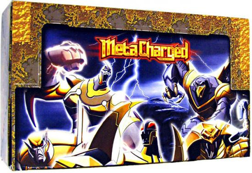Redakai Conquer the Kairu MetaCharged Booster Box