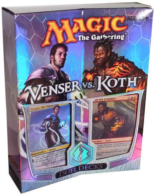 MtG Duel Decks: Venser vs. Koth Venser vs. Koth Duel Decks [Sealed]