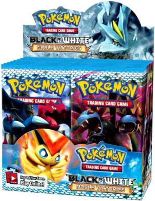 Pokemon Black & White Noble Victories Booster Box [36 Packs] [Sealed]