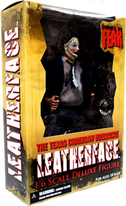 The Texas Chainsaw Massacre Cinema of Fear Leatherface Exclusive 12 Inch Action Figure [Suit Variant]