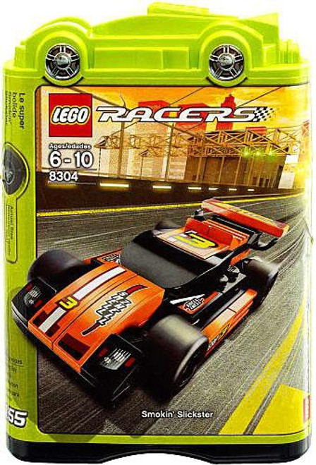 LEGO Racers Tiny Turbos Smokin' Slickster Set #8304