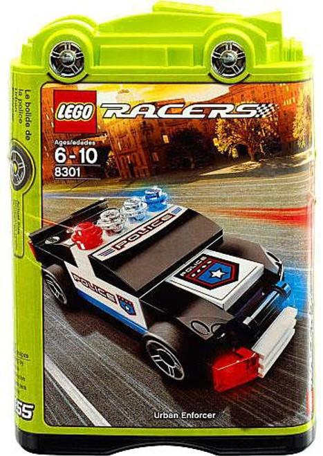 LEGO Racers Tiny Turbos Urban Enforcer Set #8301