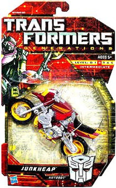 Transformers Generations Deluxe Junkheap Deluxe Action Figure