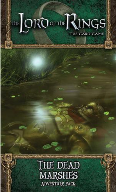 The Lord of the Rings The Card Game Lord of the Rings LCG The Dead Marshes Adventure Pack