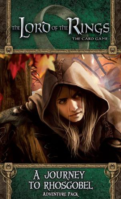 The Lord of the Rings The Card Game Lord of the Rings LCG A Journey to Rhosgobel Adventure Pack