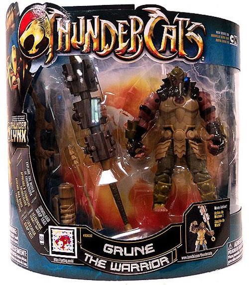 Thundercats Thunder Lynx Deluxe Grune the Warrior Action Figure [Thundercats Logo]