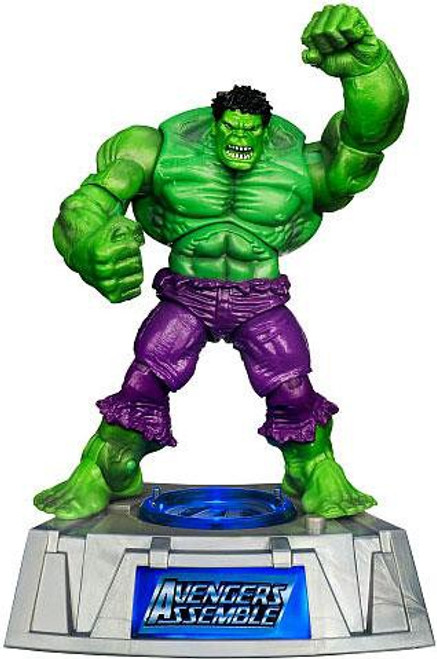 Marvel Avengers Comic Series Hulk Exclusive Action Figure