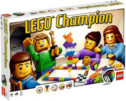 Games LEGO Champion Board Game #3861