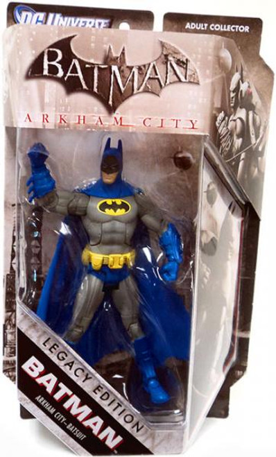 Legacy Edition Arkham City Batman Exclusive Action Figure