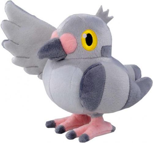 Pokemon 6 Inch Pidove Plush N-07