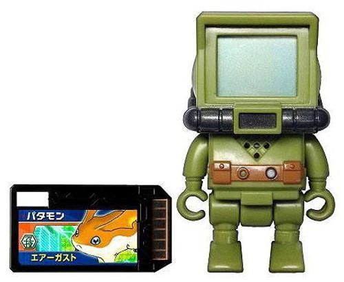 Digimon Xros Wars Monster Digivice Monitamon PVC Figure
