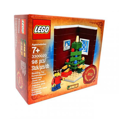 LEGO Exclusives Christmas Morning Exclusive Set #3300020 [Set 1]