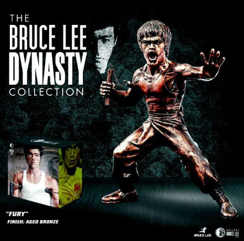 The Bruce Lee Dynasty Collection Bruce Lee Action Figure [Fury]