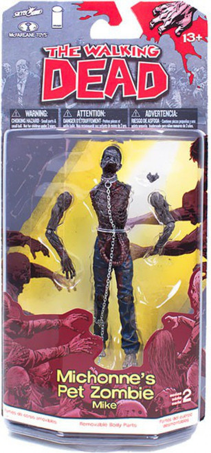 McFarlane Toys Walking Dead Comic Series 2 Michonne's Pet Zombie Action Figure [Mike]