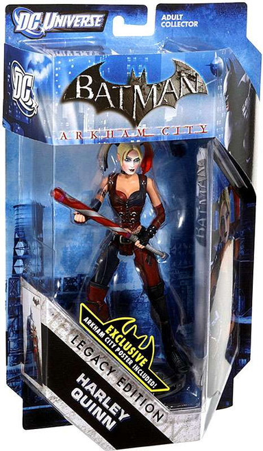 Batman Legacy Edition Series 3 Harley Quinn Action Figure [Arkham City]