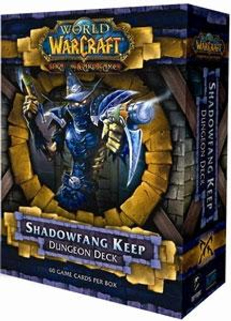 World of Warcraft Trading Card Game Shadowfang Keep Dungeon Deck