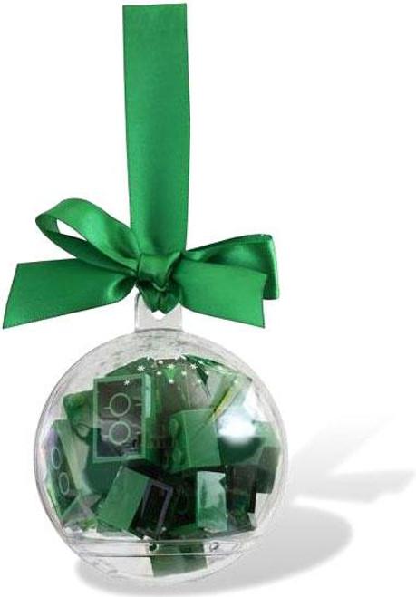 LEGO Holiday Ornament Set #853346 [Green Bricks]