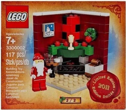 LEGO Exclusives Christmas Morning Exclusive Set #3300002 [Set 2]