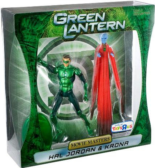 Green Lantern Movie Movie Masters Hal Jordan & Krona Exclusive Action Figure 2-Pack