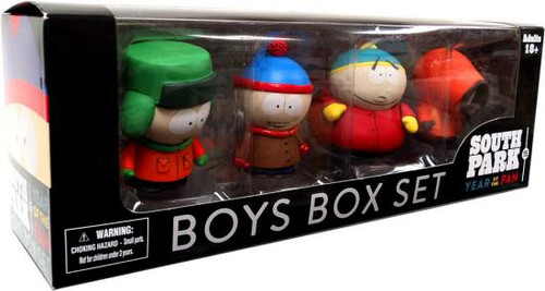 Year of the Fan South Park Boys Action Figure Set