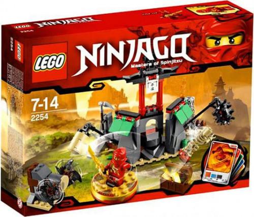LEGO Ninjago Mountain Shrine Set #2254